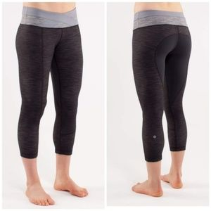 Lululemon Power House Crop Wee Are From Space